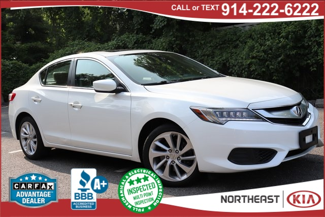 Acura Sedan 2017 >> Pre Owned 2017 Acura Ilx 2 4l Fwd 4d Sedan