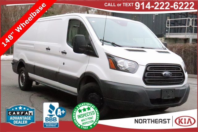 Pre-Owned 2017 Ford Transit-250 Base