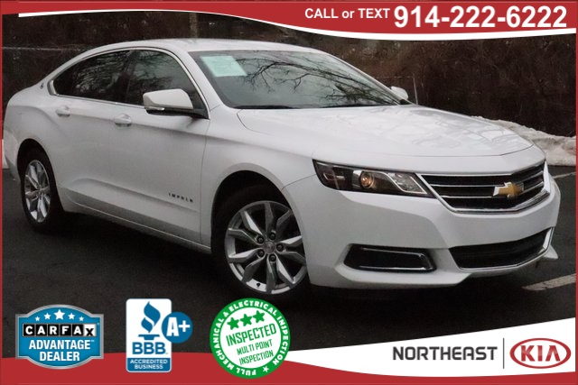 Pre Owned 2017 Chevrolet Impala Lt
