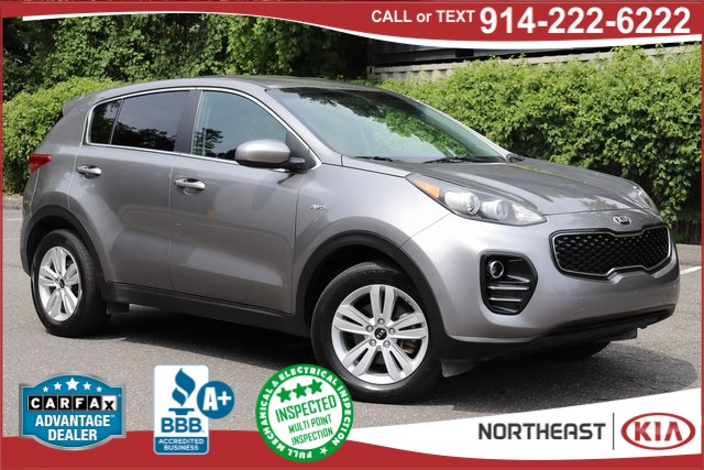Kia Certified Pre-Owned >> Certified Pre Owned 2018 Kia Sportage Lx Awd