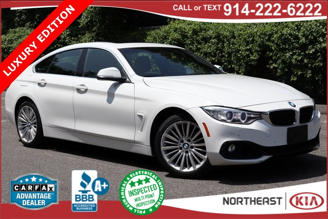 2016 BMW 428I >> Pre Owned 2016 Bmw 4 Series 428i Xdrive Gran Coupe Awd