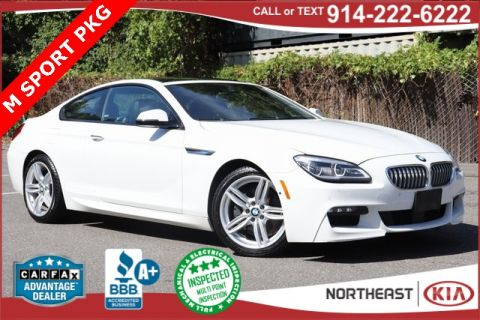 Pre-Owned 2016 BMW 6 Series 650i xDrive